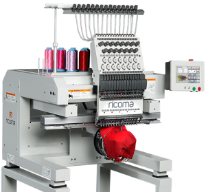 Vyšívaní na textil kvalitními stroji
