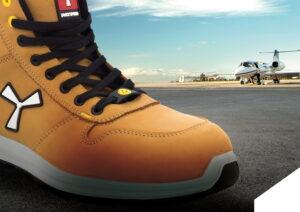 Pracovní a bezpečnostní obuv S1 a S3